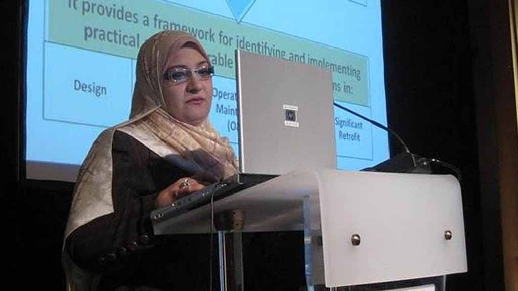 eman farag at concepts middle east 2011