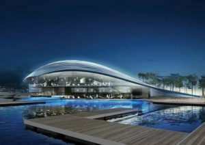 yacht club at lusail