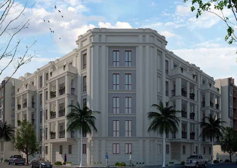 residential building at lusail