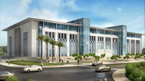 new college of law at qatar university