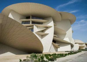 natioanl museum of qatar