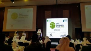 QGBC award ceremony