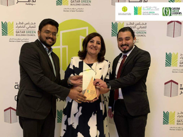 QGL receiving QGBC award 2020